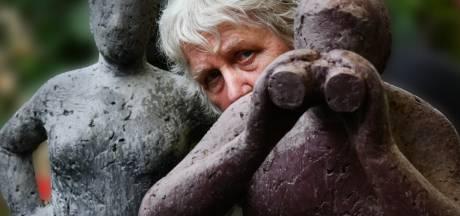 Kunstenares Gerry van der Velden: 'Organische vormen zijn mijn ding'