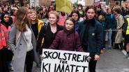Greta gaat wereldwijd: spijbelaars in 92 landen, half miljoen deelnemers verwacht voor klimaatmars vrijdag