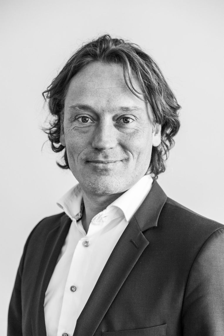 Johnas van Lammeren, Fractievoorzitter Partij voor de Dieren Amsterdam Beeld Tammy van Nerum