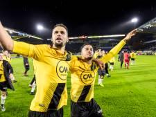 Pele van Anholt draagt overwinning op aan NAC-supporters: 'Ze gingen helemaal tekeer'