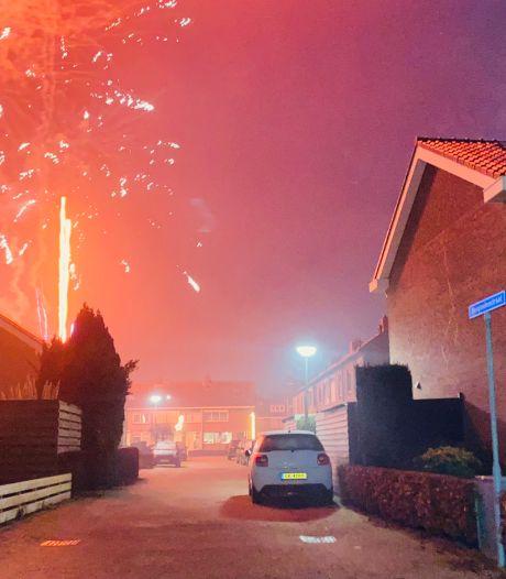 Raalte en Olst-Wijhe knallen zich ondanks vuurwerkverbod naar 2021, burgemeester van Raalte is tevreden
