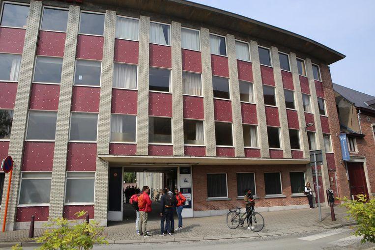 Het Oud College in de Broekstraat.
