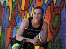 Triatlete Marit van den Berg wil pieken tijdens examens én in eredivisie