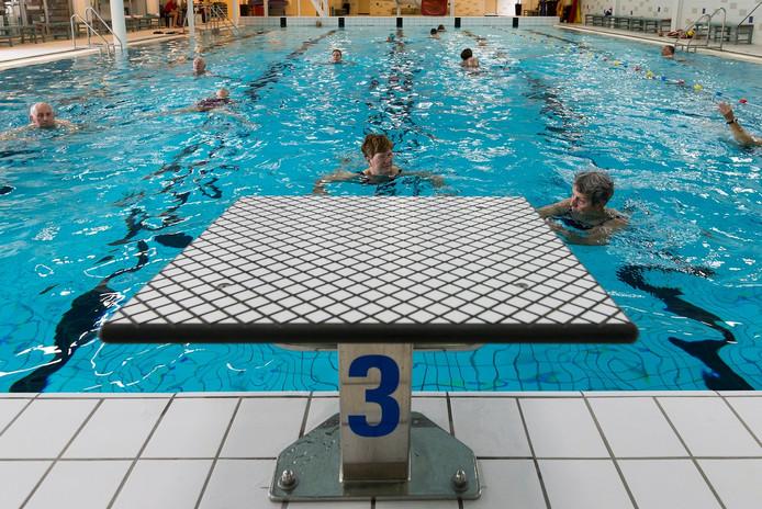 Zwembad Kwekkelstijn in Rosmalen is helemaal gerenoveerd.