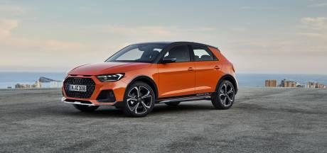 Audi lanceert de Citycarver: een extra stoere A1