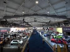 L'ambition est toujours d'organiser le salon de l'auto en janvier