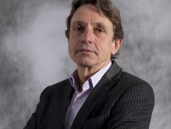 Gerard Faas, directeur van de welzijnsorganisatie Raster in Deventer.