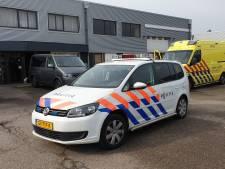 Verdachte klanten raken slaags met personeel verhuurbedrijf in Wageningen