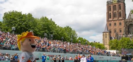 WK Handboogschieten: voltreffer voor gemeente, misser voor Parade-cafés