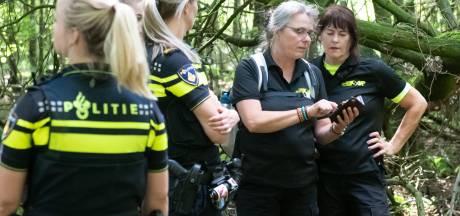 Hulp uit Twente gevraagd voor zoekacties naar vermiste personen