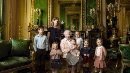 Zevende achterkleinkind voor Queen Elizabeth