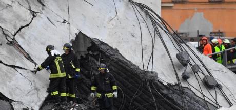 LIVE: Evacuaties vanwege  instortingsgevaar