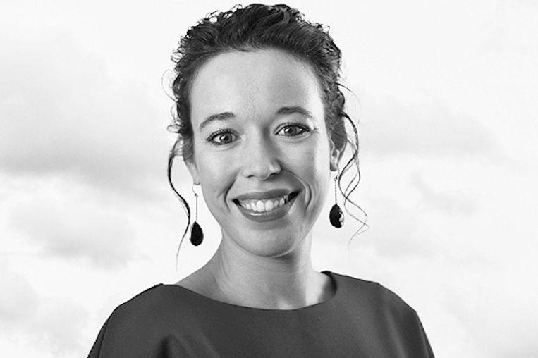 Femke Roosma is raadslid voor GroenLinks Beeld -