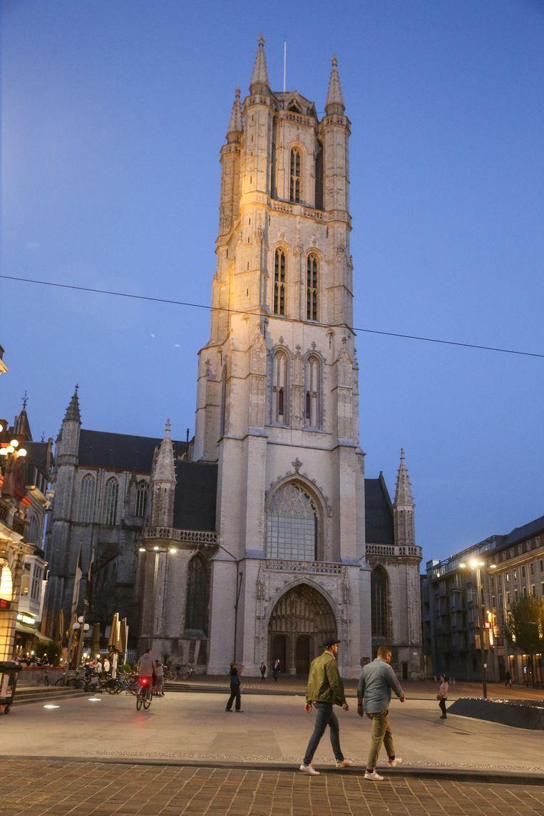 Sint-Baafskathedraal, nog zo'n topmonument in Gent