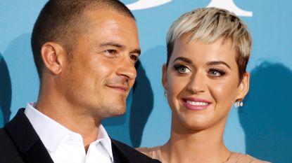 Katy Perry verloofd met Orlando Bloom