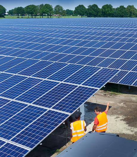 Energiecoöperatie Woerden: samen  duurzame stroom opwekken