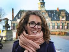 Anna de Bruyckere neemt afscheid als stadsdichter van Middelburg: 'Ik ken nu de vele gezichten van de stad'
