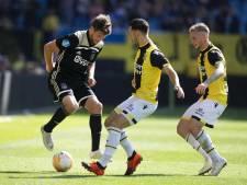 Sloetski legt de lat voor Vitesse hoger in Londen