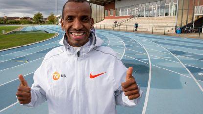 """Bashir Abdi over zijn marathonrecord: """"Ik kan sneller, want heb veel seconden laten liggen"""""""