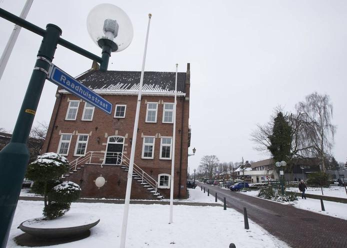 Het gemeentehuis in Lichtenvoorde. Foto: Theo Kock