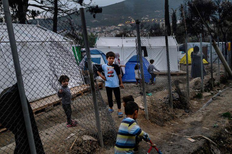 In Turkije bevinden zich al zo'n 3,5 miljoen Syrische vluchtelingen.