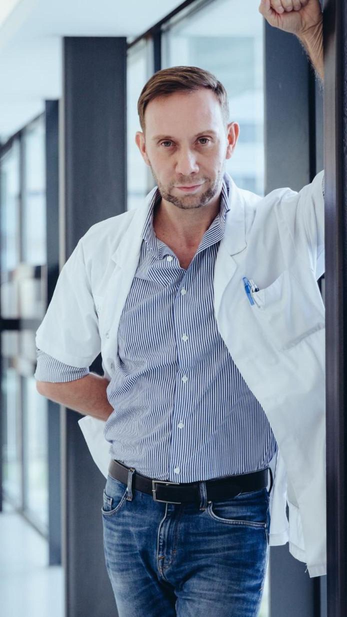 Guy T'Sjoen, responsable de l'endocrinologie à l'UZ Gent.