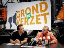 Bouwondernemer Klaas Kooiker uit Staphorst blikt terug op 'mooi' bouwprotest: 'Mensen vinden ons nog te lief'
