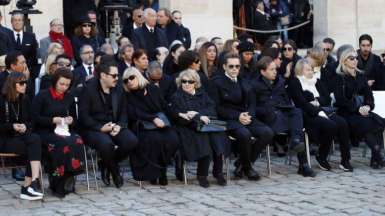 De familie van Aznavour.