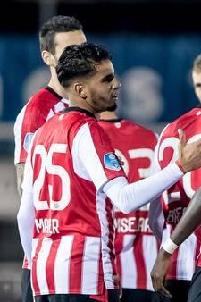 Adam Maher staat in Putten op bij PSV
