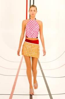 La fille de Kate Moss défile pour la première fois à la Fashion Week et fait sensation