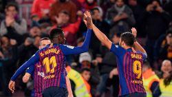 LIVE. De invalbeurt van Messi loont meteen: Suárez treft raak vanuit de rebound