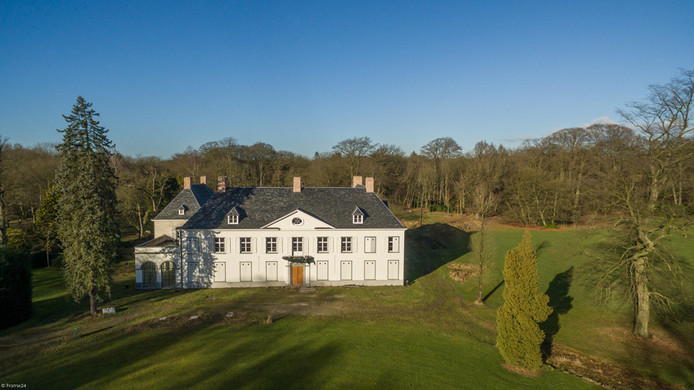 Kasteel Mishagen in Brasschaat.