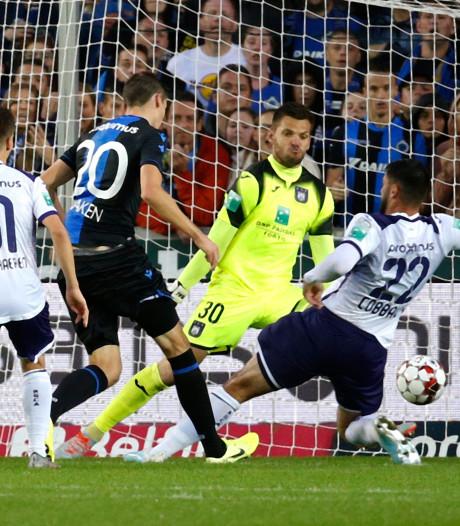 Le choc Anderlecht-Bruges en Coupe aura lieu le 19 décembre