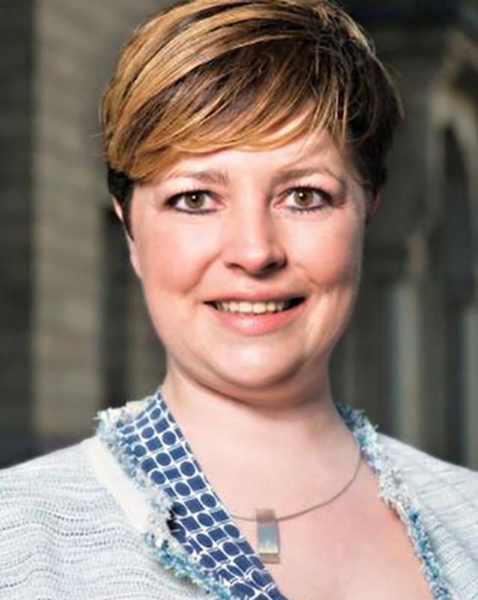 Christine Eskes - CDA Rotterdam.