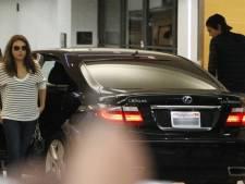 'Demi Moore ingestort om foto van zoenende Ashton'