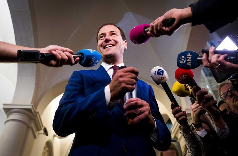 Vicepremier en PvdA-leider Lodewijk Asscher. Beeld anp