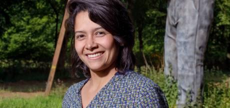 Dit is Juliana Rios Martinez, de eerste artist in residence in Esbeek, 'Dit dorp heeft iets magisch'
