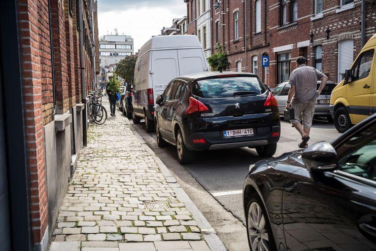 Op 4 september starten de herstellingswerken in de Uilkensstraat.