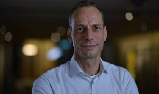 Ronnie Weijers, de nieuwe directeur van het Airborne Museum.