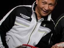 Jos Waccary uit Rijssen tweede bij verkiezing tennisleraar van het jaar
