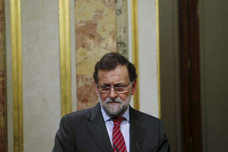 Mariano Rajoy. Beeld null
