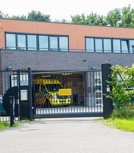 Uitbreiding ambulancepost Roosendaal