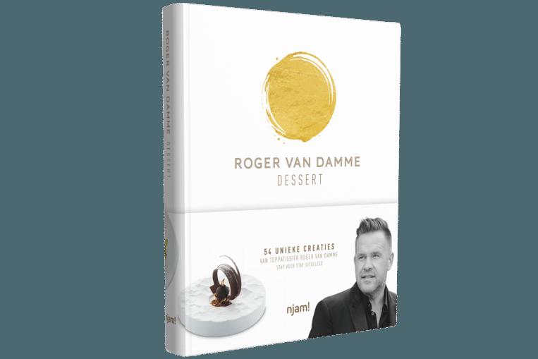 Het jubileumboek van Roger.