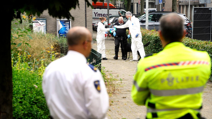 Eggermont werd in 2014 doodgeschoten in zijn auto in de Conradstraat.