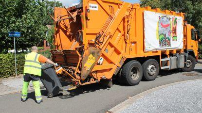 MIWA haalt GFT-afval wekelijks op deze zomer, restafval tweewekelijks