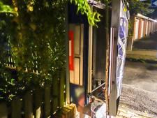 Sigarettenautomaat opgeblazen in Gronau