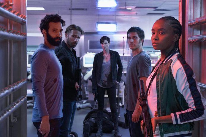 """Le casting 5 étoiles de """"The Old Guard""""."""
