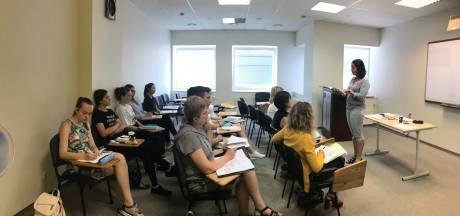 Winny gaf een maand les in Litouwen: Engels verbindt ons allemaal