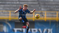 Wordt 'baby talenti' de nieuwe Zanetti? Tibo Persyn (18) kan voor vier jaar bijtekenen bij Inter Milaan