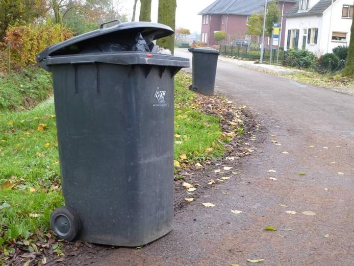 In Boxtel wordt voortaan elke aangeboden afvalcontainer geregistreerd en in rekening gebracht.